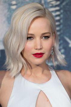 #hair #inspirations Jennifer Lawrence hair style file