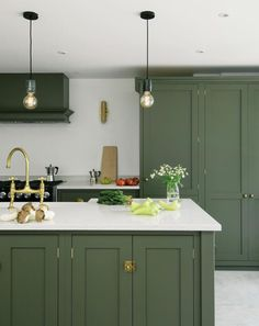 Painted Cabinets Painted Cabinets Green Kitchen Cabinets Olive