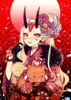 Manga Girl, Anime Art Girl, Fate Zero, Character Design References, Character Art, Oni Samurai, Lolis Neko, Fate Stay Night Series, Gilgamesh Fate