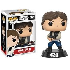 Star Wars Han solo (Action Pose) #169