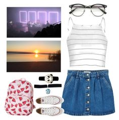 The 70's on Polyvore featuring polyvore, moda, style, Glamorous, MANGO, Converse, Roxy, Child Of Wild, fashion and clothing