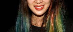 Rainbow Hair Dye: A Complete Guide. There's more on the shelf than Manic Panic, people.