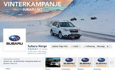 https://www.facebook.com/Subarunorge