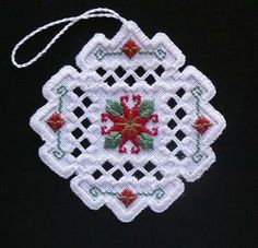 Pierrette's Stitching Gallery: Wintertide: Patricia Andrle, designer