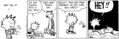 Calvin and Hobbes for January 04, 2014