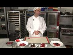 VIDEO / TUTORIAL: How to Make Raspberry Tuiles