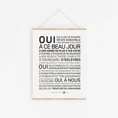 Amour Archives - Les mots à l'affiche Oui, Letter Board, Lettering, Life, Slow, Business, Illustration, Instagram, Power Of Words