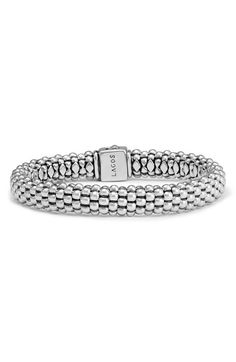 LAGOS Caviar Rope Bracelet available at #Nordstrom