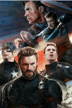 Years of captain America