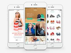 Hi Guys, I am very excited to introduce my new item, it's Kidos!. Kidos is iOS UI Kit dedicated for kids clothing e-commerce. I build this template using Sketch. Now, Kidos is available in themeforest. Make it yours here http://themeforest.net/item/kidos-kids-clothing-ios-ui-kit/15930863?ref=peterdraw Thanks! :)