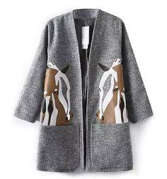 Ranchero Open Fronted Mini Coat