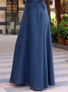 The lightest Maxi Skirt you'll ever wear: We love #Tencel! shukronline.com