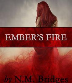 """New cover design and an excerpt from """"Ember's Fire"""". Check out this great new Urban Fantasy book!"""