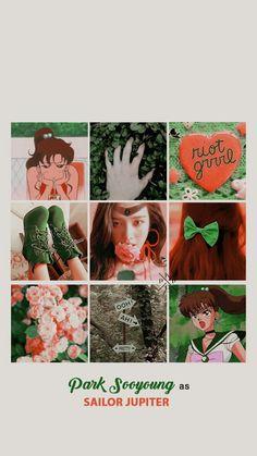 Rv Wallpaper, Velvet Wallpaper, Disney Phone Wallpaper, Park Sooyoung, Cool Kpop Wallpapers, Joy Rv, Peek A Boo, Sailor Moon Wallpaper, Red Velvet Joy
