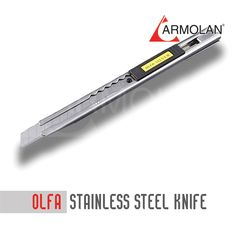 OLFA STAINLESS STEEL KNIFE #cheap #quality