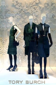 A fall window from our Madison Avenue boutique.