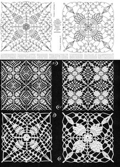 Breathtaking Crochet So You Can Comprehend Patterns Ideas. Stupefying Crochet So You Can Comprehend Patterns Ideas. Filet Crochet, Grannies Crochet, Crochet Diagram, Crochet Art, Thread Crochet, Irish Crochet, Crochet Doilies, Crochet Stitches, Crochet Motif Patterns