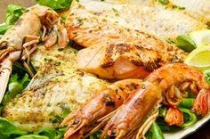 Menu di 4 portate con specialità di pesce e bottiglia di vino sul lago di Garda (sconto fino a 64%)