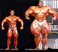 11 Huge Musclebound Bodybuilders That Actually Exist! | Trending.Report | Page 6