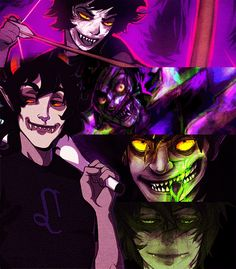 Sober!Gamzee is really creepy but also super cool