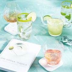 What could be more fun than hosting a summer cocktail party?
