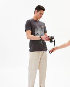 Tričká bez potlače od Etikbutik Mens Tops, T Shirt, Fashion, Supreme T Shirt, Moda, Tee Shirt, Fashion Styles, Fashion Illustrations, Tee