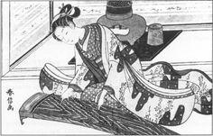 UKIYO - E......BY HARUNOBU.....BING IMAGES.....