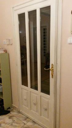 Door - Annie Sloan Chalk Paint Original színével festett bejárati ajtó