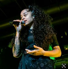 c7c963d90 British R B Phenom Ella Mai Brings Soulful Sounds to a Sold-Out Crowd at  Vinyl Las Vegas inside Hard Rock Hotel and Casino Las Vegas (Photo credit   ...