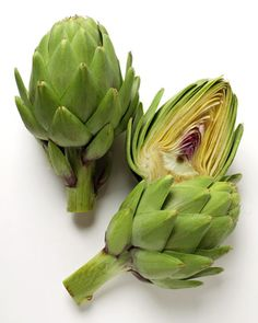 Take Heart With Artichokes: This sunny green veggie, most commonly grown in California, has a sensational taste and fresh nutritional benefits. Artichokes have high antioxidant capacity from the phytonutrients cynarin and silymarin. Scientific evidence suggests that artichokes may have therapeutic properties for the prevention of atherosclerosis and hyperlipidemia, too.