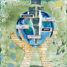 Art Journal pages I made with the thought provoking Collaboration between Courtney's Designs and Viva Artistry called Coexistence Courtney's portion here https://shop.scrapbookgraphics.com/coexistence-collaboratio… ViVa's portion here https://shop.scrapbookgraphics.com/coexistence-collaboratio…