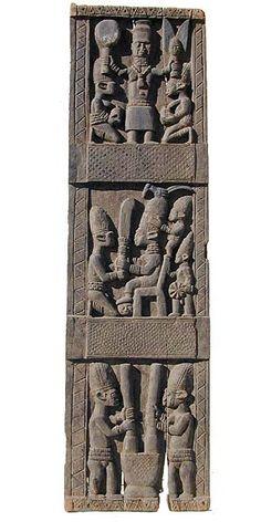 Yoruba Door 1