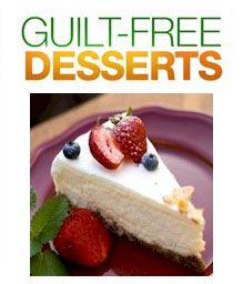how to keep your dessert relatively healthy and still yummy! all sorts of interesting and unique alternatives!