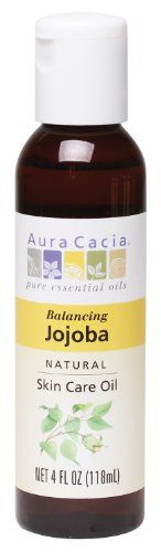 Aura Cacia Natural Skin Care Oil Balancing Jojoba 4 Fluid Ounce *** You can find out more details at the link of the image. (Note:Amazon affiliate link)