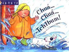 Chua, chua, tchibum. um livro sobre a água