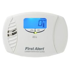 replace 2 battery-operated Carbon Monoxide Alarms