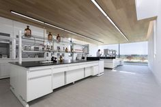 Gallery of Laboratory for Shihlien Biotech Salt Plant / WZWX Architecture Group - 13