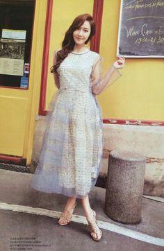 Jessica sports stylish spring fashion for 'Ceci' China | allkpop.com