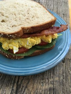 ... Egg Salad Sandwich, Egg Salad Sandwiches, Sandwich Recipes, My Sister