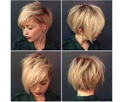 Pixie + undercut = coiffure magnifique ! 20 photos qui le prouvent - Coupe de cheveux