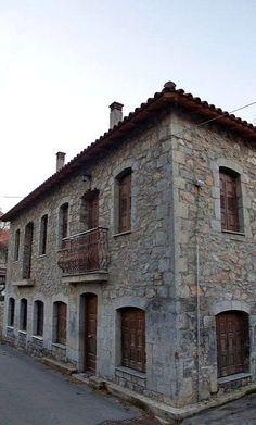 beautiful stone house.. Vιtina, Arcadia (Peloponnese), Greece