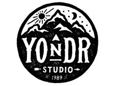 Yondr Studio Logo Design Animation