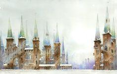 Watercolor-by-Tytus-Brzozowski