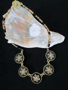 Something Old and Something New Diva Necklace  by TheJewelryDiva, $15.00