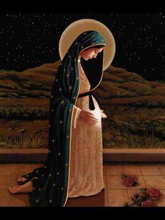 Madre Maria Del Adviento , ruega por nosotros