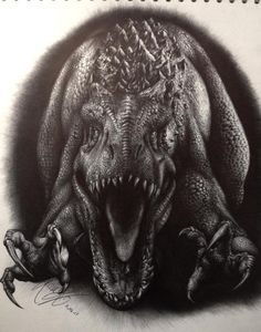 Dinosaur Art Contest Winner Announced! Trent Taft's Blue Raptor takes the top spot in our forum art challenge to celebrate JURASSIC JUNE! Jurassic Park Trilogy, Jurassic Park Poster, Jurassic Movies, Jurassic Park Tattoo, Blue Jurassic World, Jurassic World Dinosaurs, Jurassic World Fallen Kingdom, Prehistoric World, Prehistoric Creatures