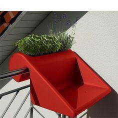 Balcony Shelf by rephorm | MONOQI