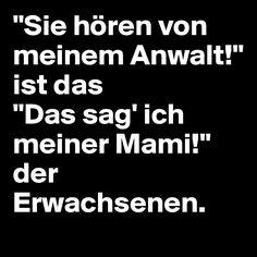 #Anwalt #Mama #Sprüche #Boldomatic