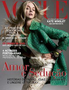 Vogue Portugal #76: Fevereiro de 2009