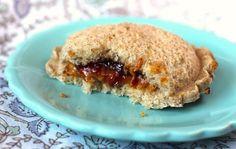 Healthy Homemade Uncrustables PB&J - Desserts with Benefits